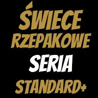 Świece rzepakowe - Standard +