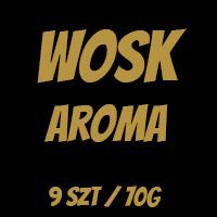 Woski rzepakowe - aromaterapia